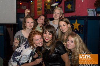 Alumni borrel 2014