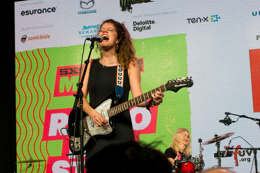SXSW 2016 - Day 8: Hinds