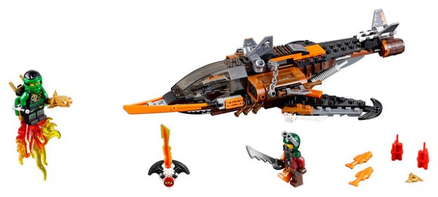 70601 Sky Shark