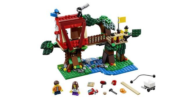 LEGO Creator Treehouse Adventures (31053)
