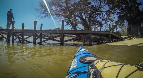 Saluda Lake Paddling-68