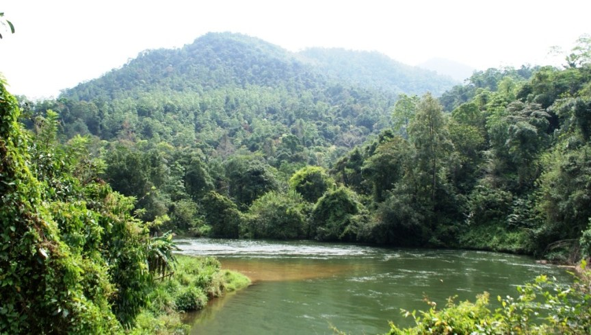 Kitulgala - River Kwai
