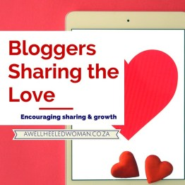 We embarked on an initiative in association with SA Mom BLogs to encourage South Africa Mom Bloggers to share and support other bloggers and in turn have their stuff shared