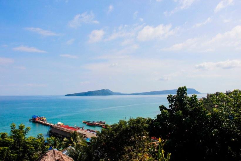 Sihanoukville og Koh Rong-øerne