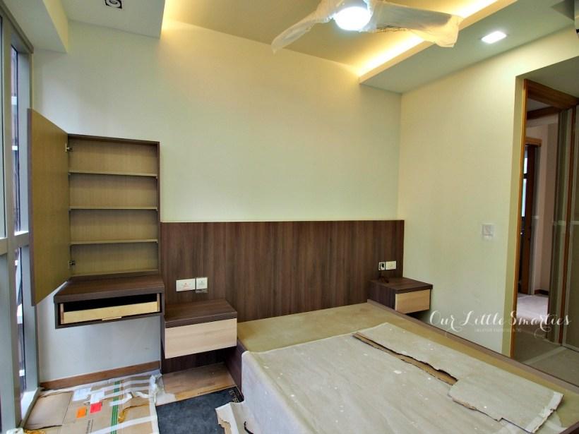 Master Room Carpentry