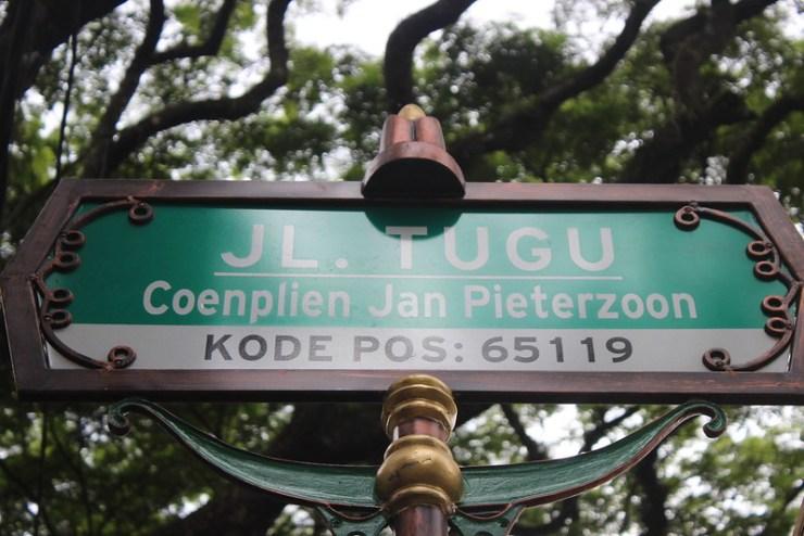 Jalan Tugu