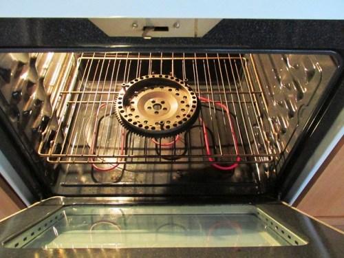 Bake Flywheel Until Done