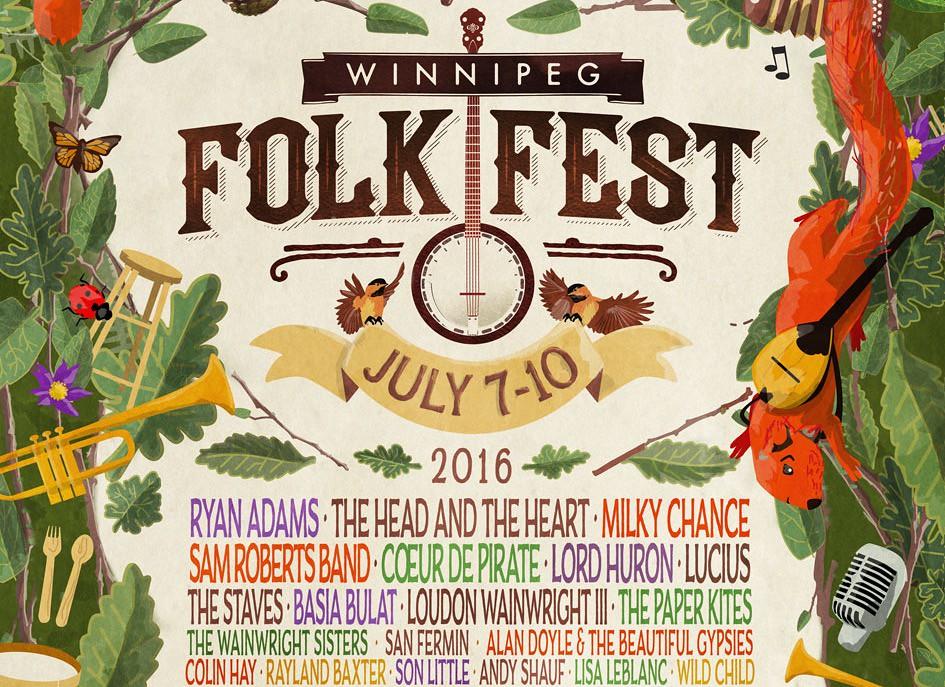 REMINDER: 2016 Winnipeg Folk Fest This Week