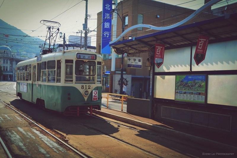 市電鐵道老光景(amazing City Tram)