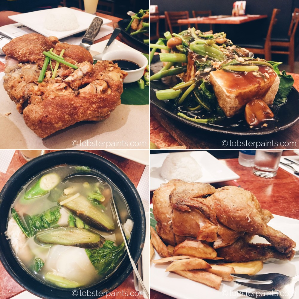 14 October 2015: Dinner @ Max's Restaurant | SM City Masinag, Antipolo, Philippines