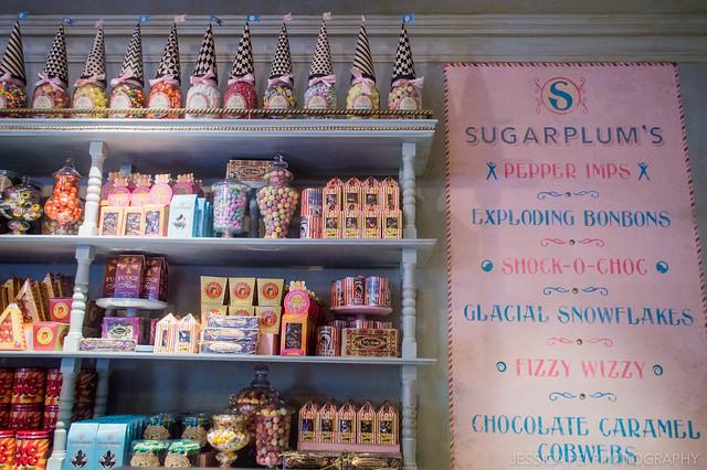 Sugarplum's Sweet Shop