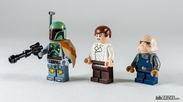 REVIEW LEGO Star Wars 75137 Carbon-Freezing Chamber 04 (HelloBricks)