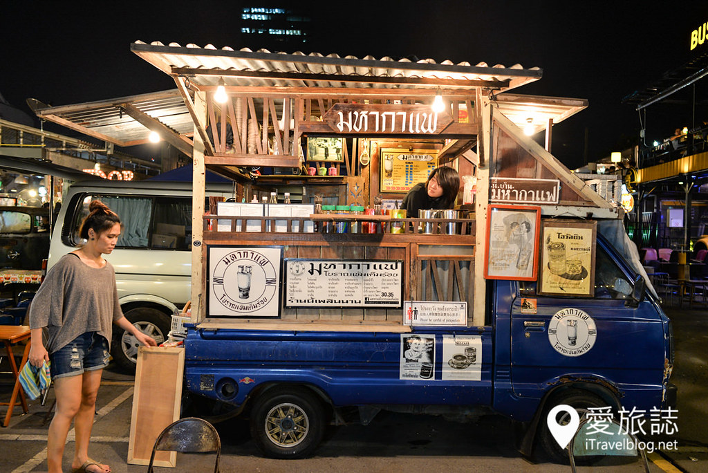 曼谷拉差达火车夜市 Train Night Market Ratchada 26