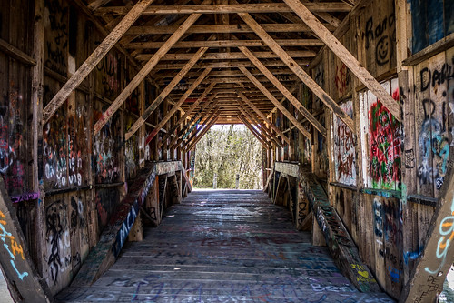 Stovill Mill Covered Bridge-001