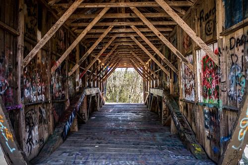 Stovill Mill Covered Bridge-001