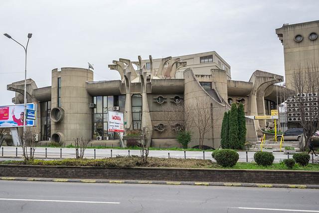 Skopje post office