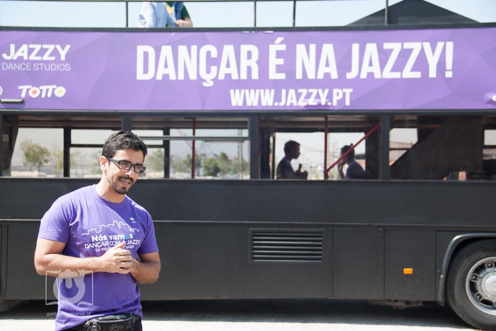 Palco Street Dance - Rock In Rio Lisboa