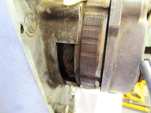 Move Around the Alternator Housing To Loosen Uniformly