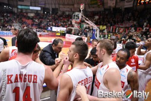 Moretti, time out, Varese