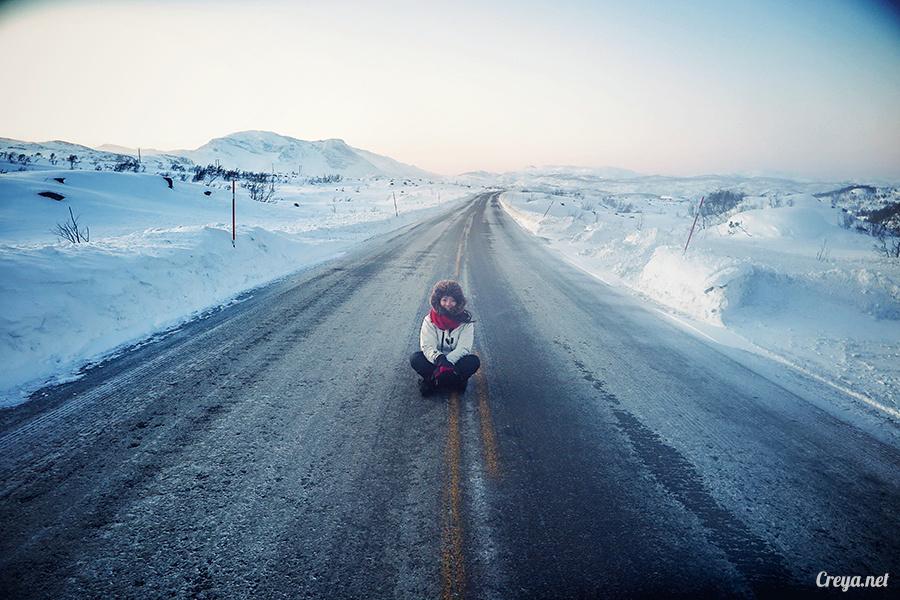 2016.02.23  看我歐行腿   阿呀~一不小心就從瑞典到了挪威, Narvik 小鎮遇見地理課本中的峽灣 17.jpg