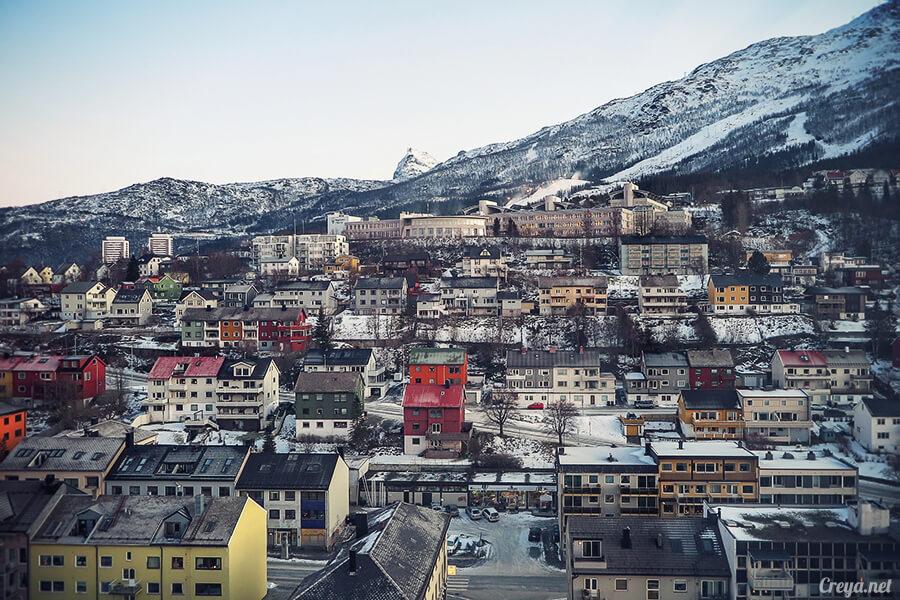 2016.02.23| 看我歐行腿 | 阿呀~一不小心就從瑞典到了挪威, Narvik 小鎮遇見地理課本中的峽灣 30.jpg