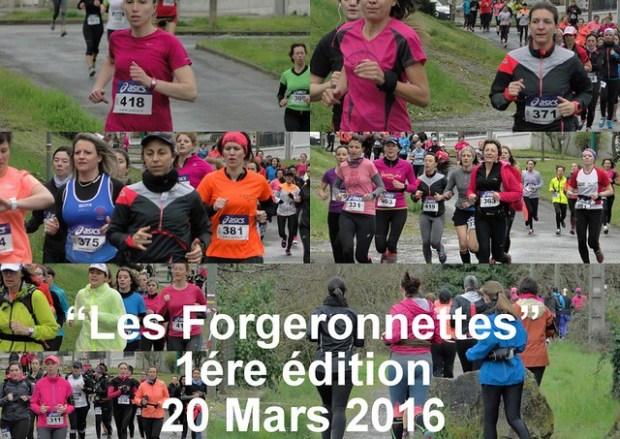 Trail des Forgeronnettes - 20 mars 2016