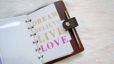 LV Agenda PM | LoveCharmaine.com