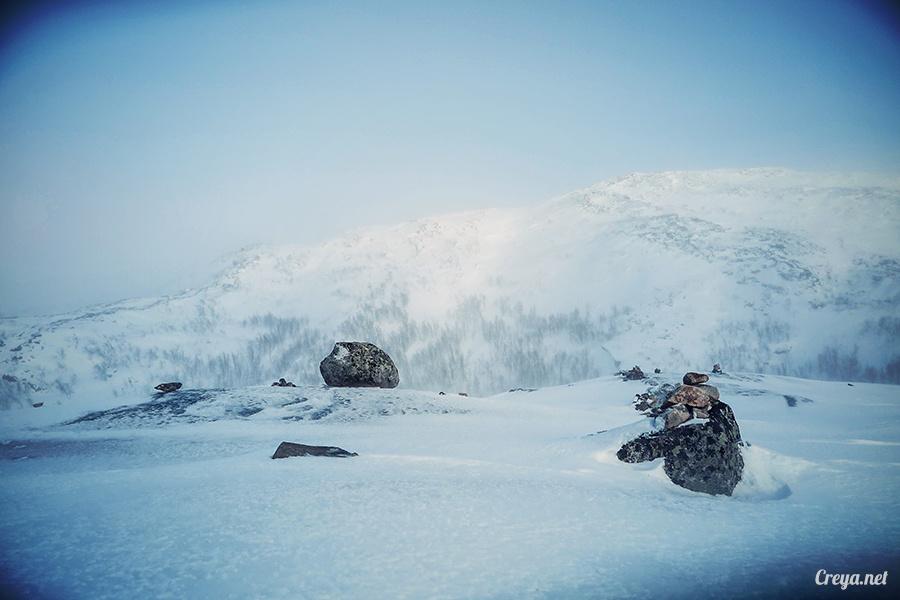 2016.02.23  看我歐行腿   阿呀~一不小心就從瑞典到了挪威, Narvik 小鎮遇見地理課本中的峽灣 11.jpg