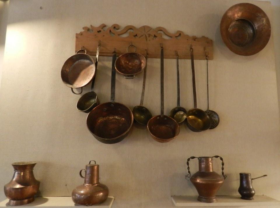 Etnografia equipamiento domestico casa de las Veletas Museo Provincial Caceres 02