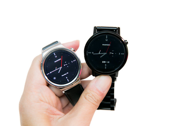 預覽版快速體驗影片! Android Wear 2.0 Developer Preview (Huawei Watch) @3C 達人廖阿輝