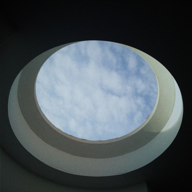 Window to the sky