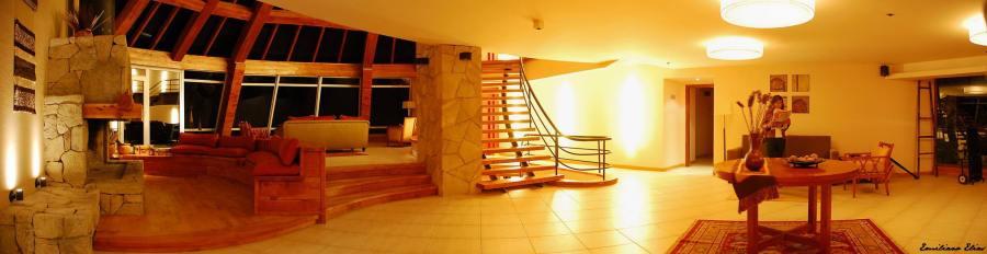 Lobby Hotel Sol Arrayán