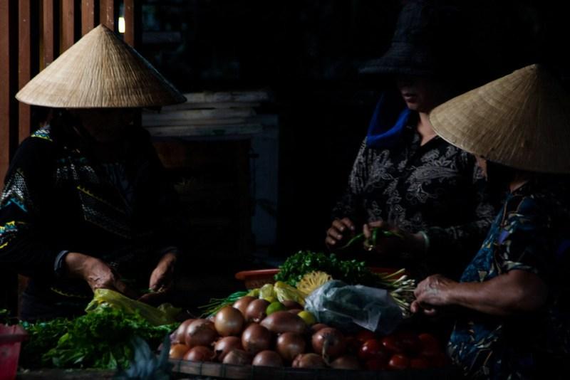 Vietnam Hoi An Markt