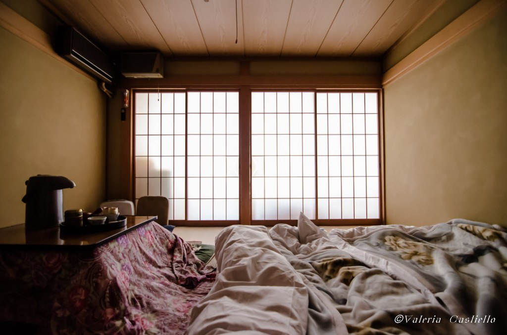 Early morning in a Ryokan - Giappone fai da te