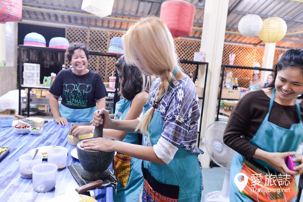 清迈泰国厨艺学校 Mama Noi Thai Cookery School (39)