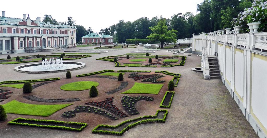 Tallin Palacio Kadriorg Estonia 13