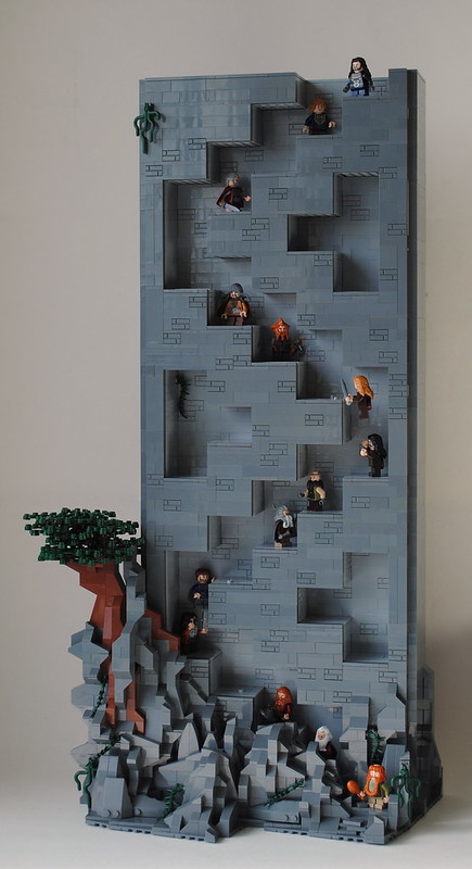 Hidden Stairs to Erebor