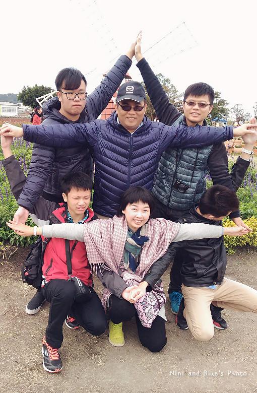 台中景點中社花市鬱金香薰衣草婚紗34