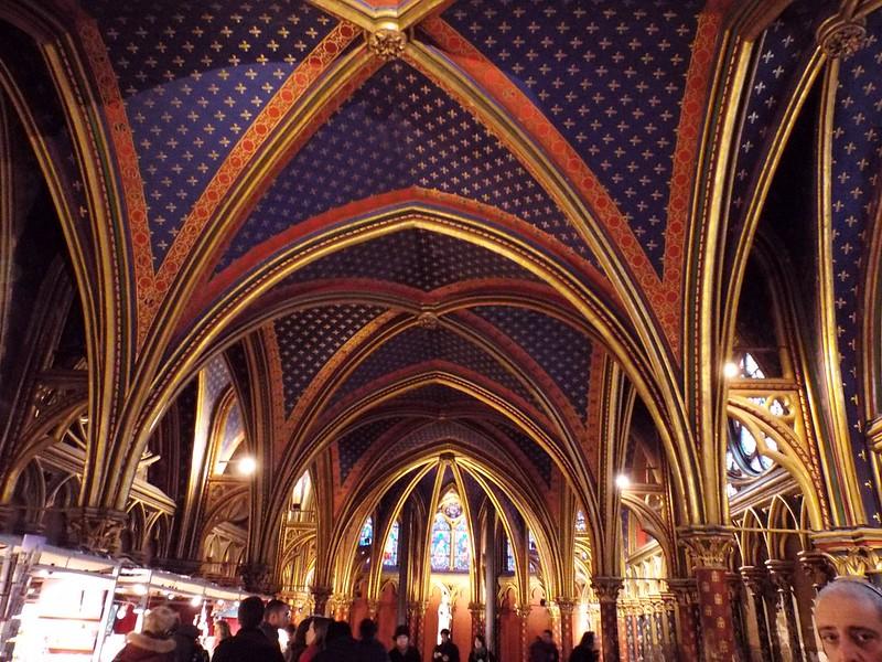 Paris Sainte Chapelle - the tea break project solo female travel blog