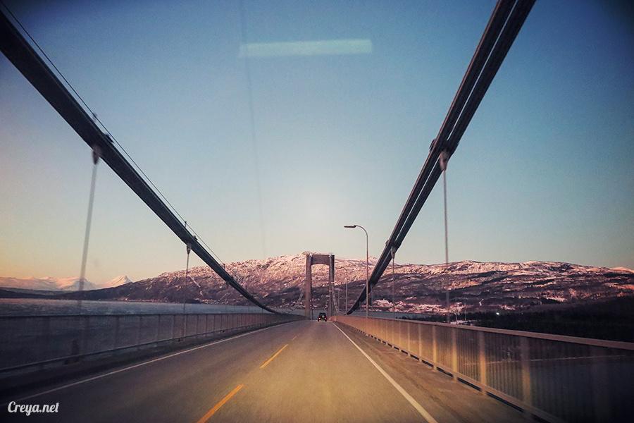 2016.02.23| 看我歐行腿 | 阿呀~一不小心就從瑞典到了挪威, Narvik 小鎮遇見地理課本中的峽灣 38.jpg