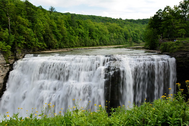 Letchworth State Park, New York, May 26, 2015