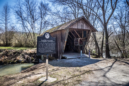 Stovill Mill Covered Bridge