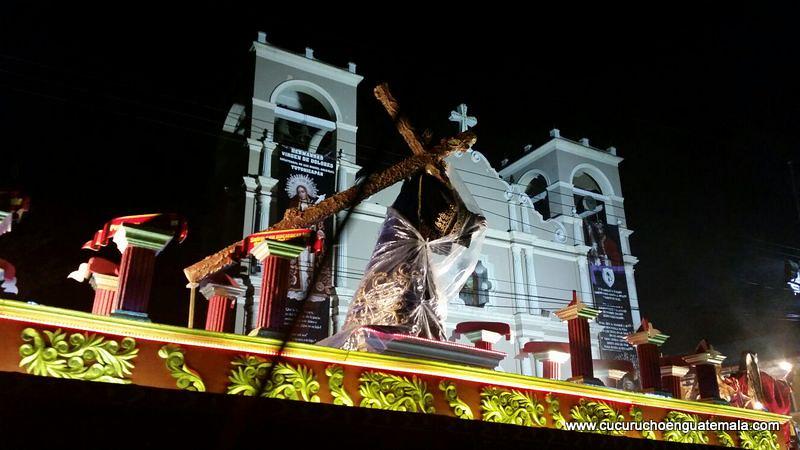 Jesús Nazareno de San Miguel Arcángel, Totonicapan
