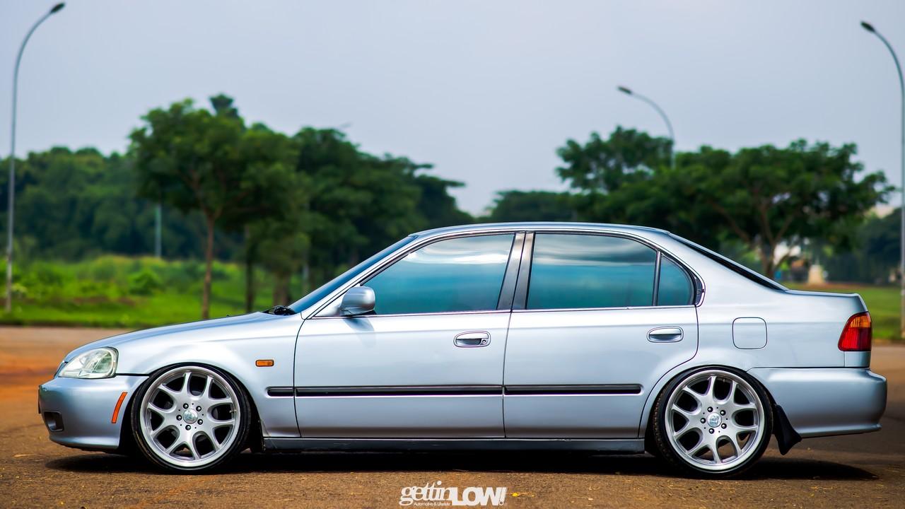 53 Foto Mobil Honda Civic Ferio  Ragam Modifikasi