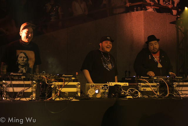 A Tribe Called Red @ NAC