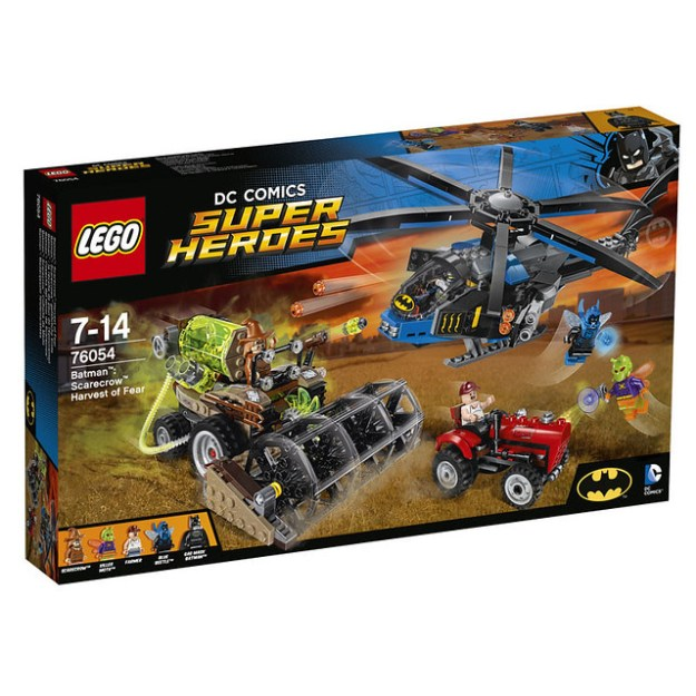 LEGO Batman: 76054 Scarecrow Harvest of Fear