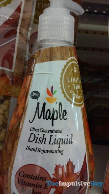 Giant Limited Time Originals Maple Dish Liquid