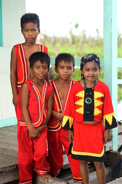 Agusan Manobo Children