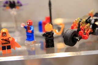 LEGO Marvel 76059 Ghost Rider Team-Up 7