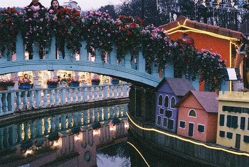 Little Venice in Pocheon Herb Village